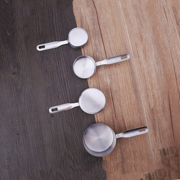 9Pc/Set Stainless Steel Scoop For Baking