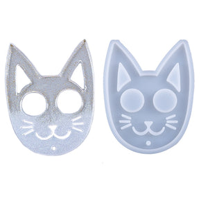 Cat Head Silicone Mold