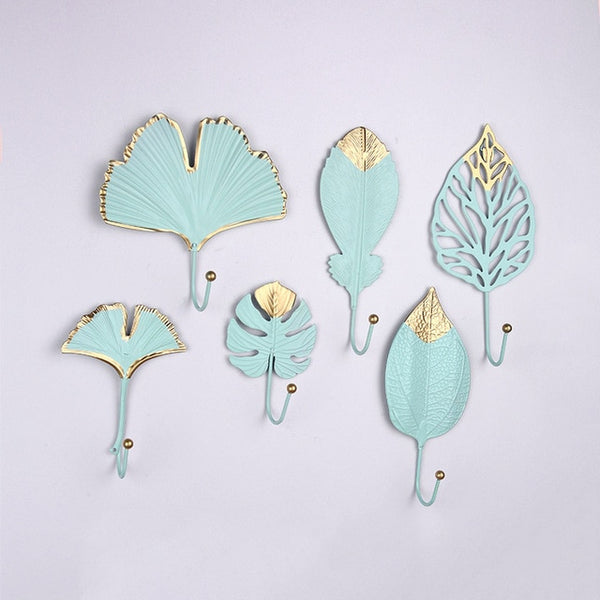 Wall Hanging Key Holder (variety of shapes & colors)
