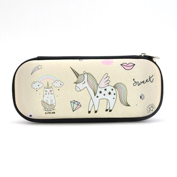 Pencil case (variety of colors)