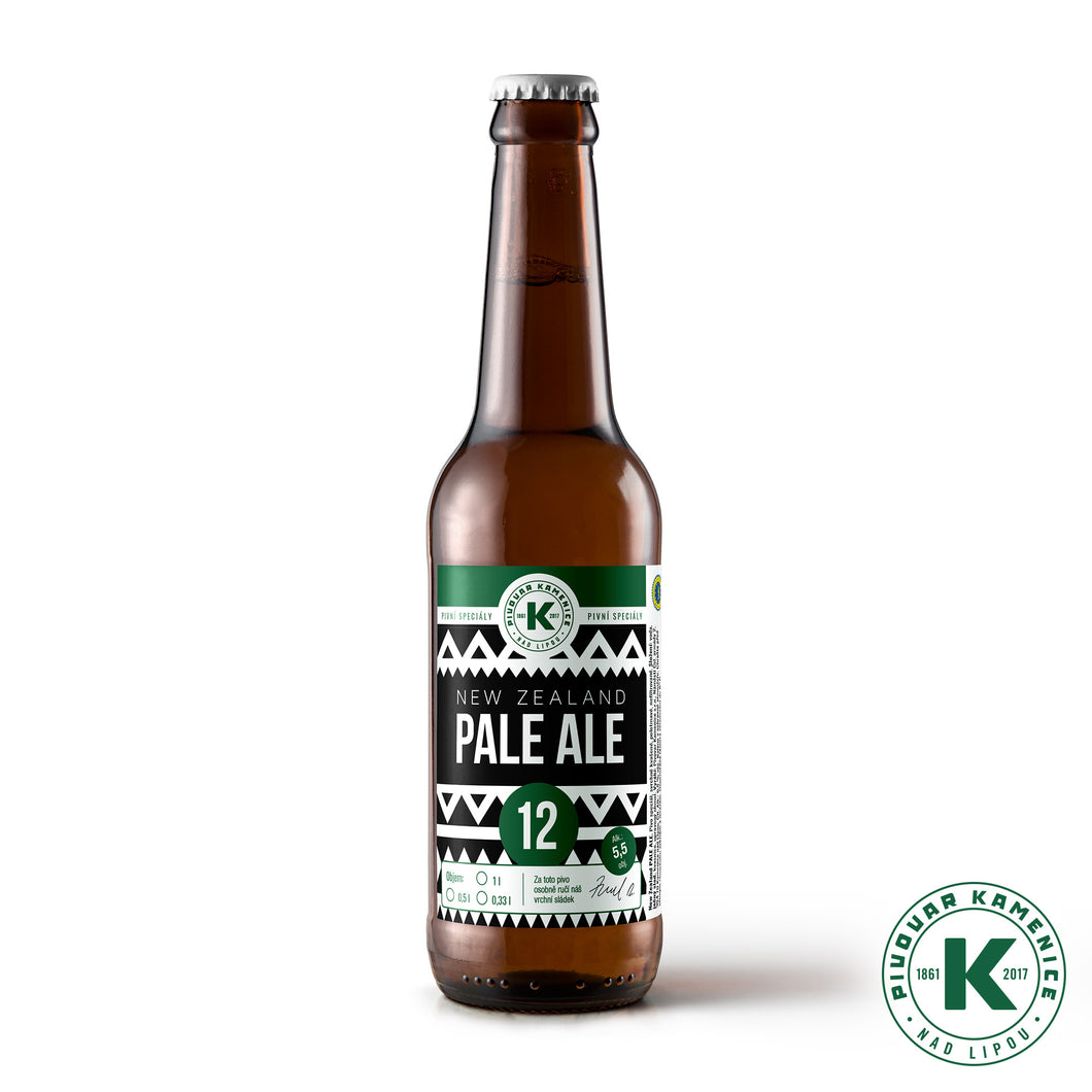 New Zealand Pale Ale 12