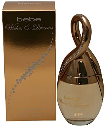 Bebe Wishes & Dreams Agua de perfume 100ml dama