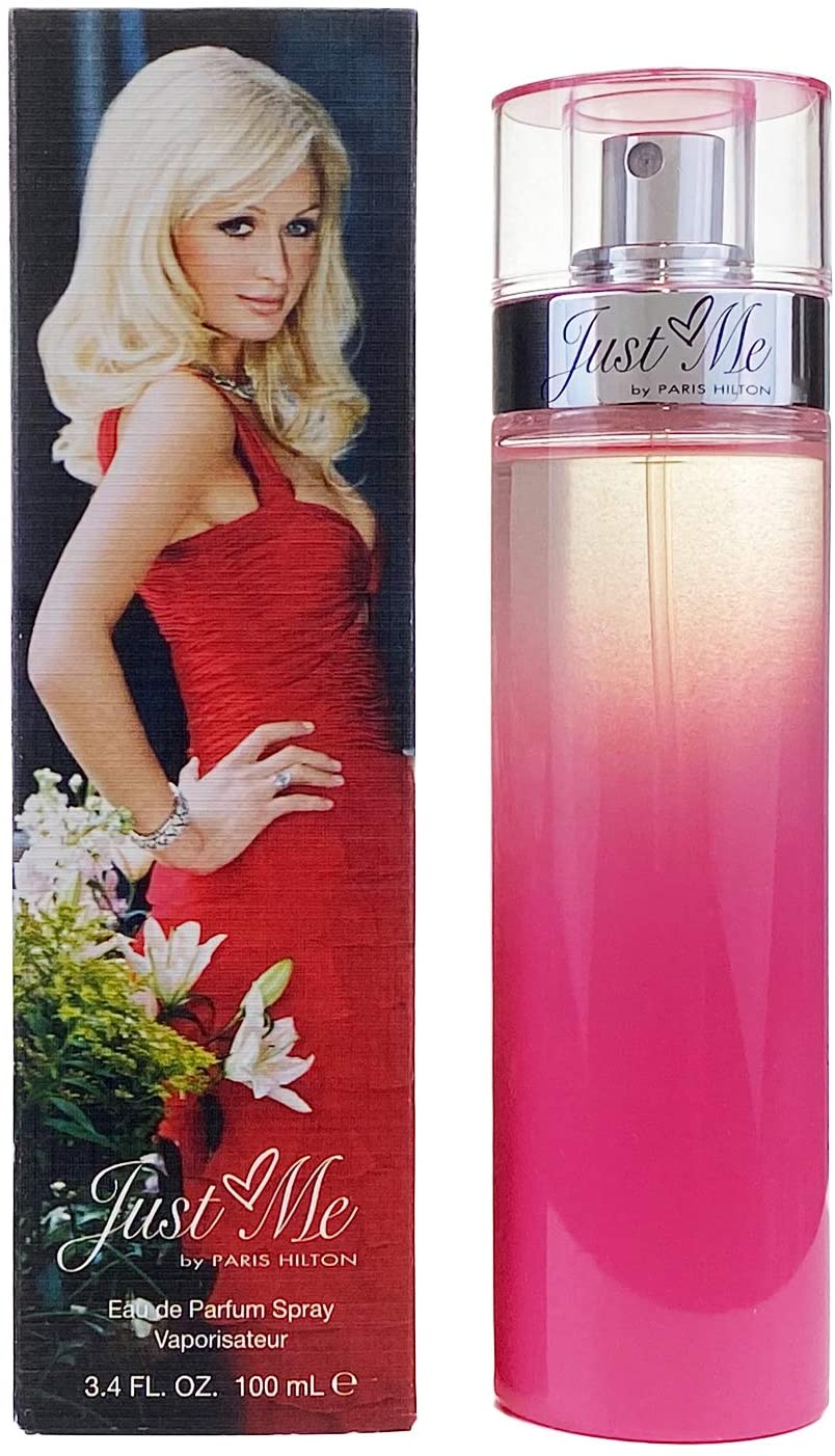 Just Me by Paris Hilton Agua de perfume 100ml dama