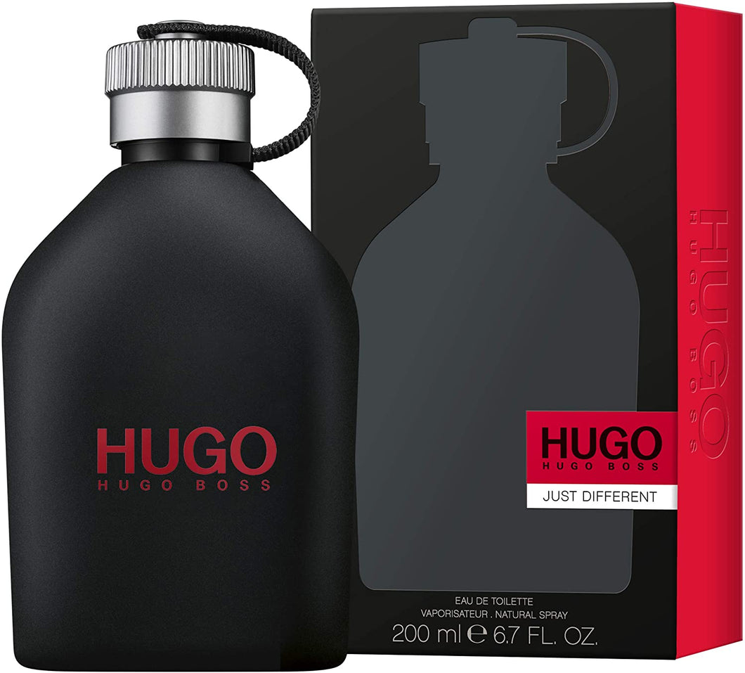Hugo Just Different Agua de tocador 125ml hombre