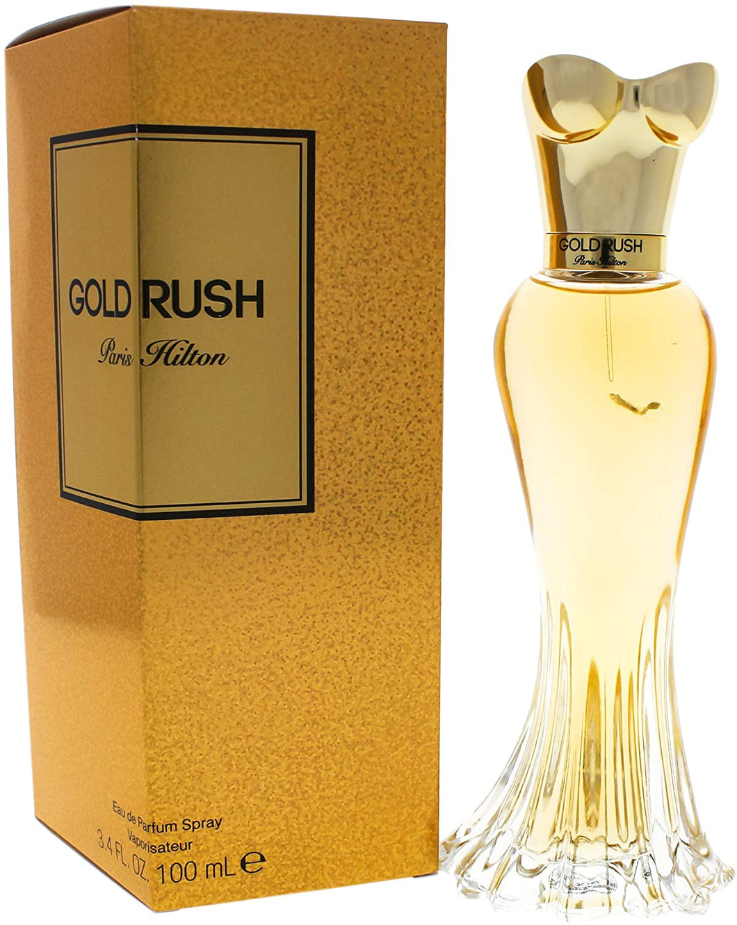 Gold Rush by Paris Hilton Agua de perfume 100ml dama