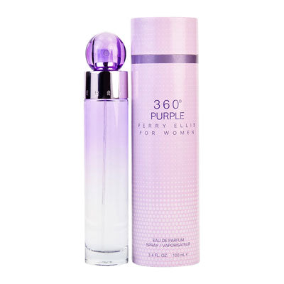 360 Purple Agua de Perfume 100ml dama