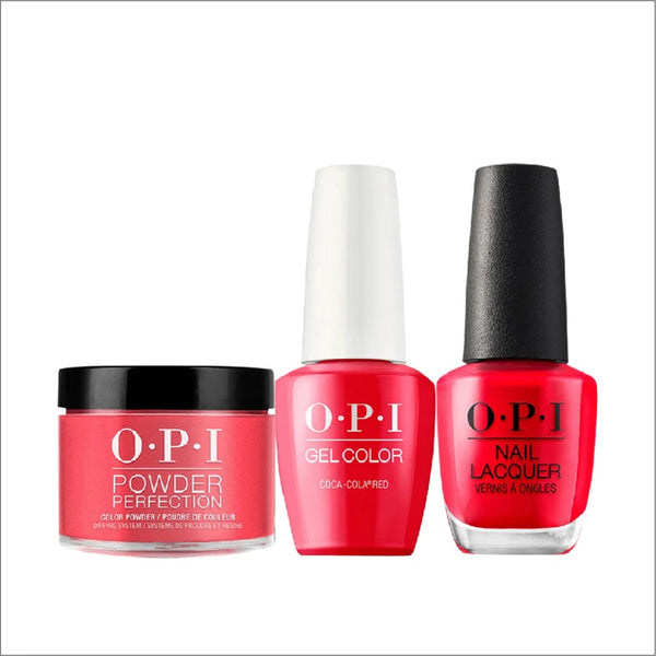 44 OPI 3-in-1 nail care Combos