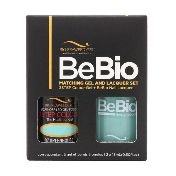 Bio Matching Gel and Lacquer Set 87 Greenhouse