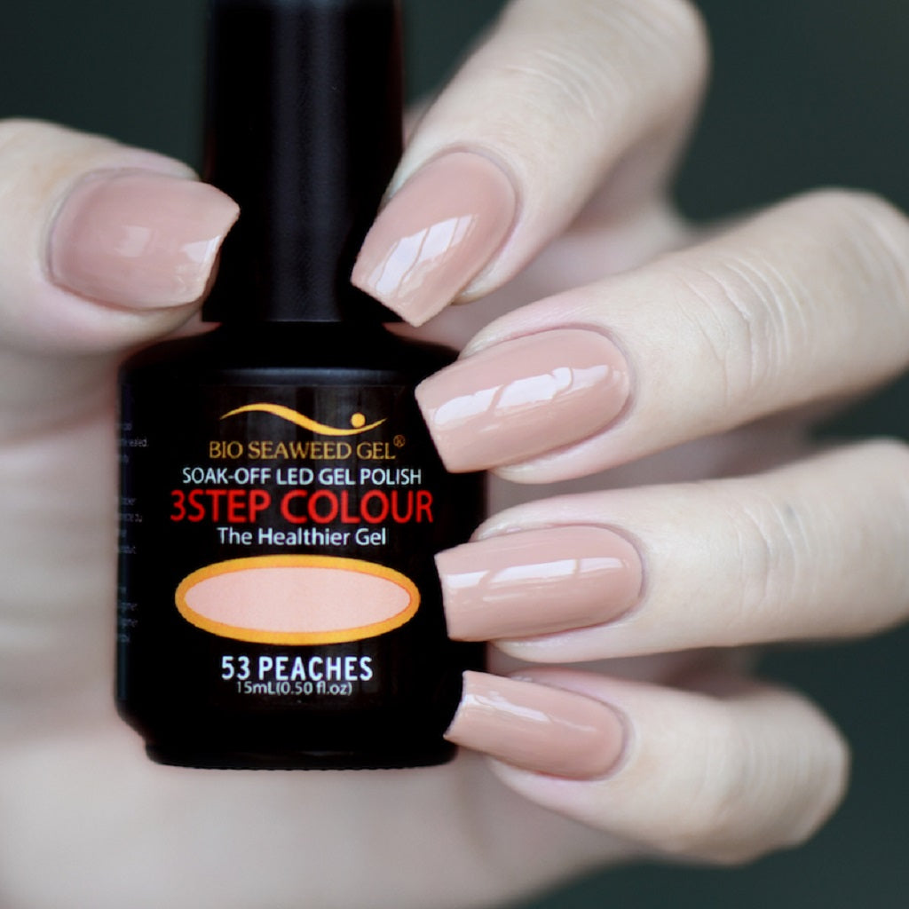 Bio Seaweed Gel and Lacquer Combs-A New Healthy Alternative to Traditional Gel Polishes!