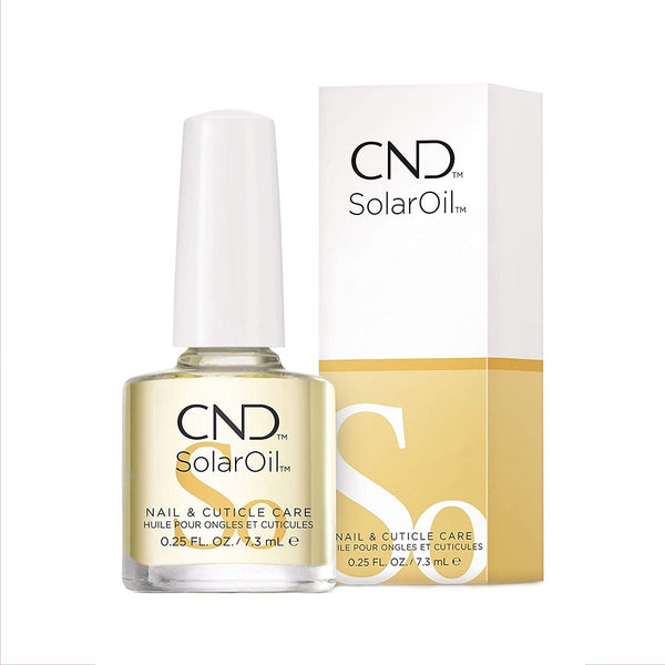 CND Essential Nail and Cuticle Oil, Solaroil