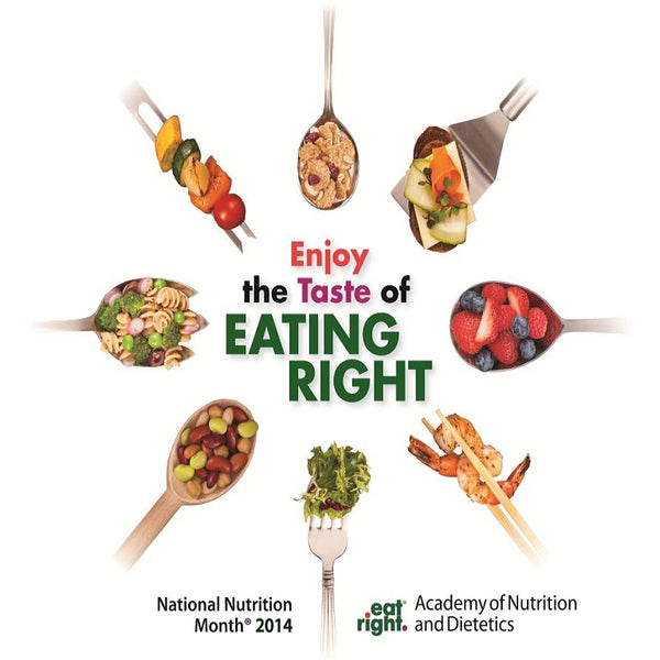Eat the Right Nutrients