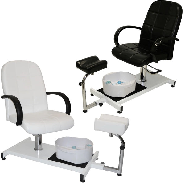 LCL Beauty Hydraulic Pedicure Chair