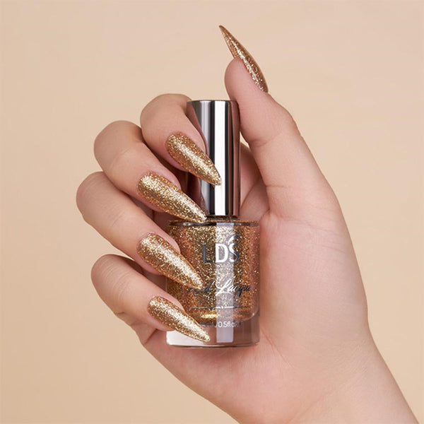 LDS 2-in-1 nail polish