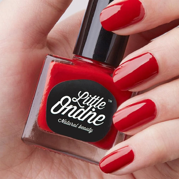 Little Ondine Water-Based Quick Dry Natural Nail Polish