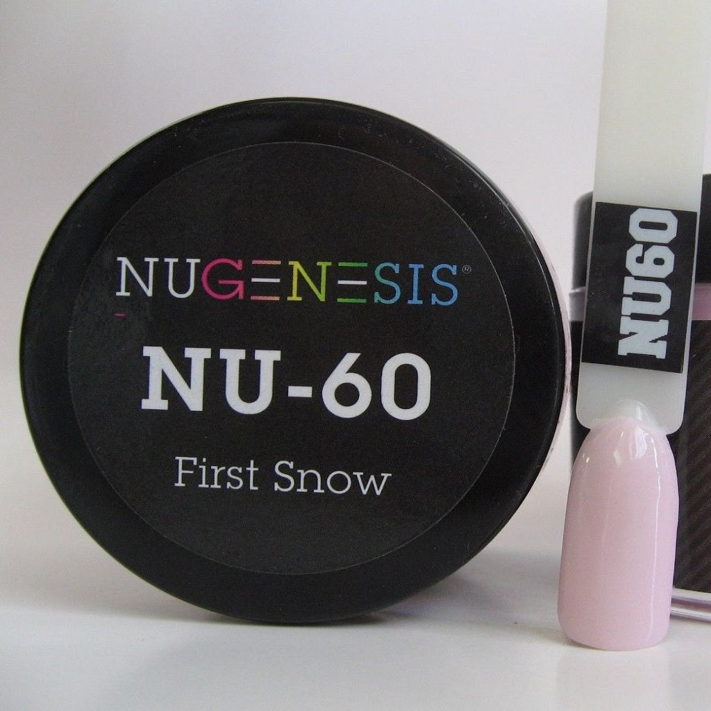 Nu Clear Base Pink and White