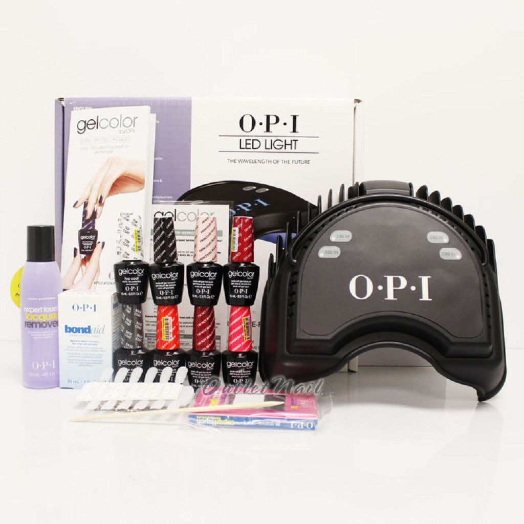 OPI Gel Color Professional Icon Intro Kit