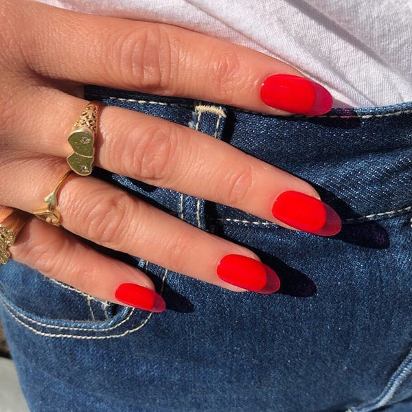 Red – Make a strong statement