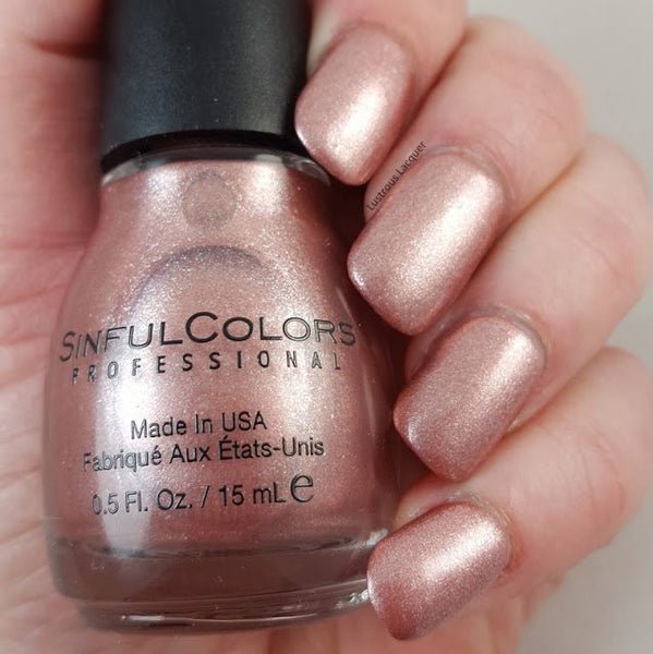Sinful Colors Professional Nail Polish in Hush Money