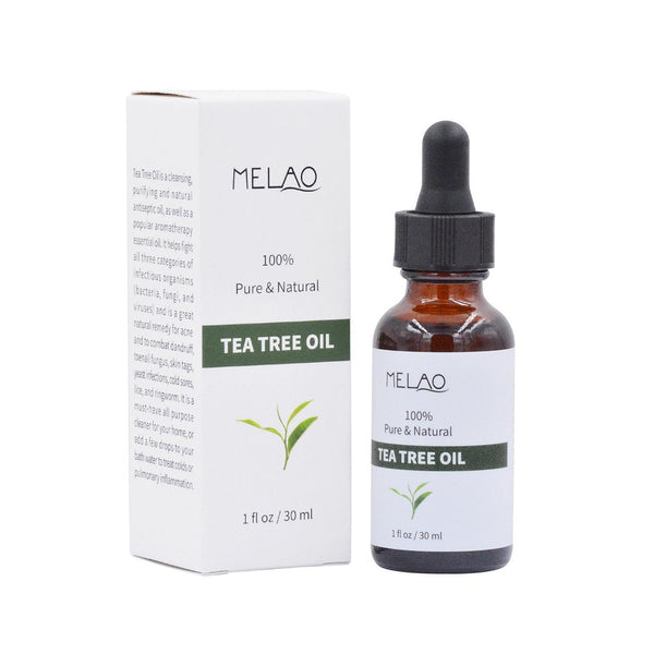 Use tea tree oil on your nails