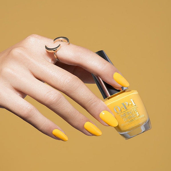 Yellow Color Summer Nail Trends