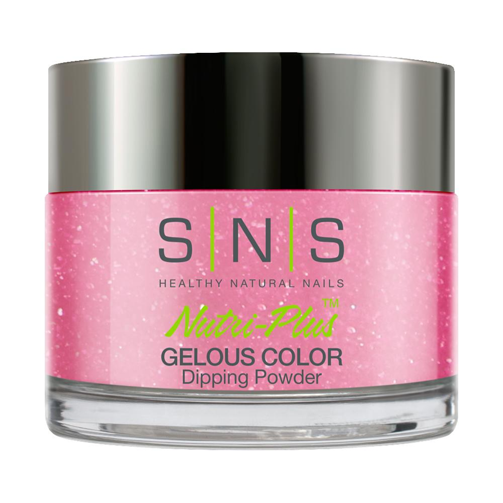 SNS BD05 - Pink Platforms - Dipping Powder Color 1oz