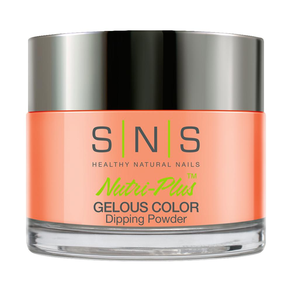 SNS BD09 - Isle of Capris - Dipping Powder Color 1oz