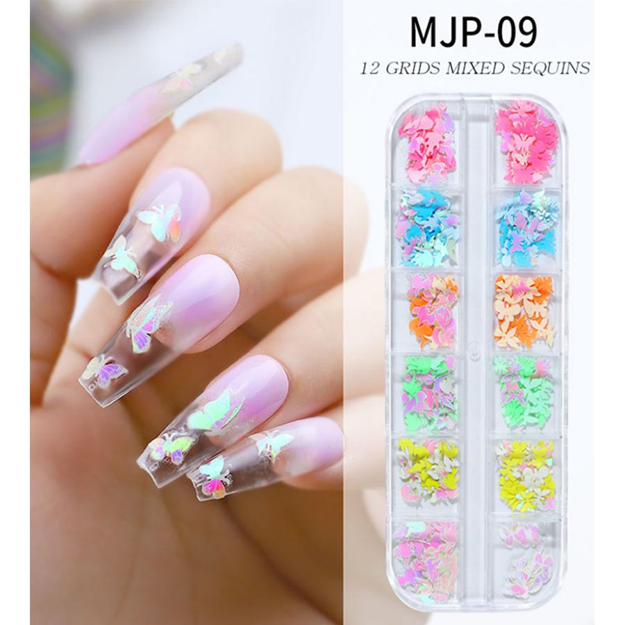 Nail Sequins - SP0397-09