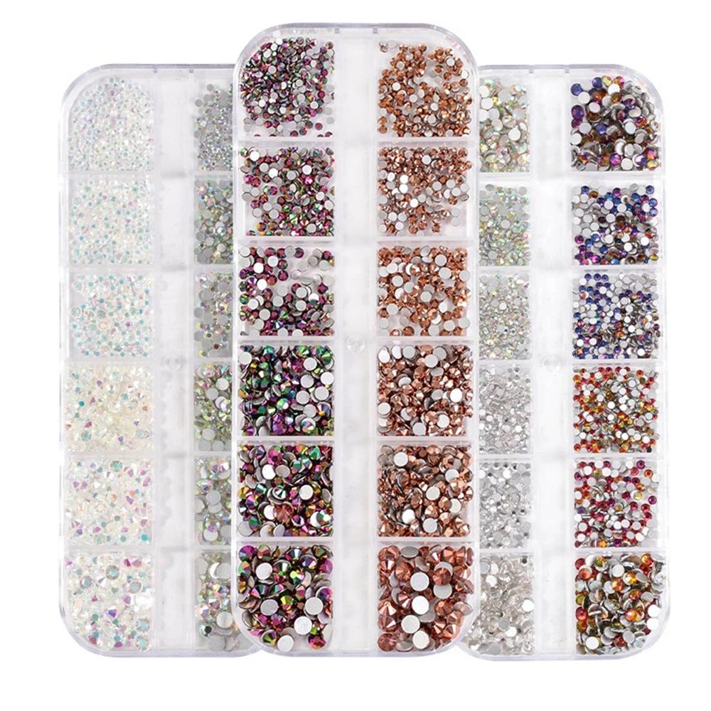 LDS Rhinestones For Nail Art 10