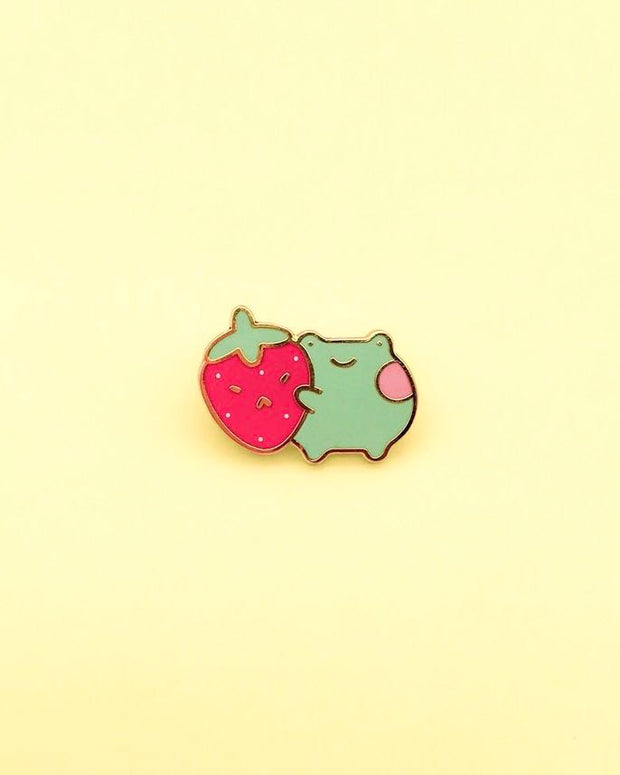 Ebbo Strawberry Pin