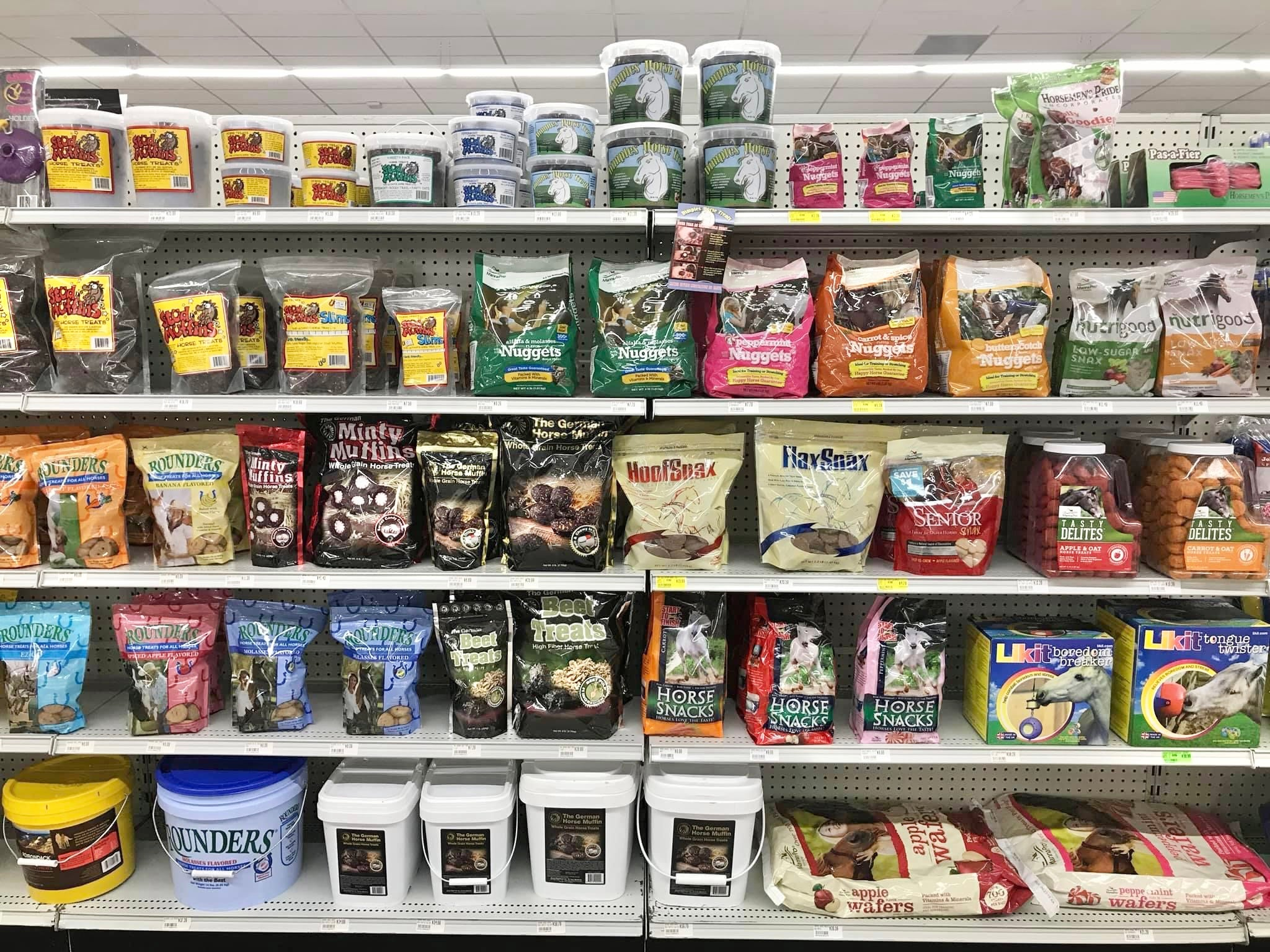 photo of Equine products we have for sale