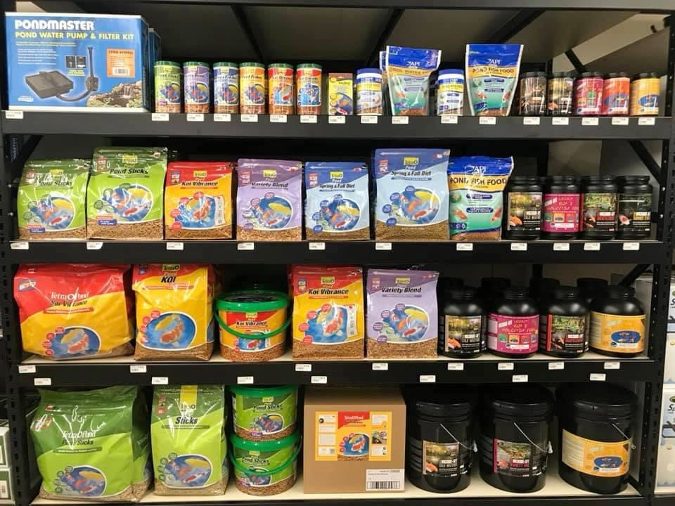 photo of fish products we have for sale