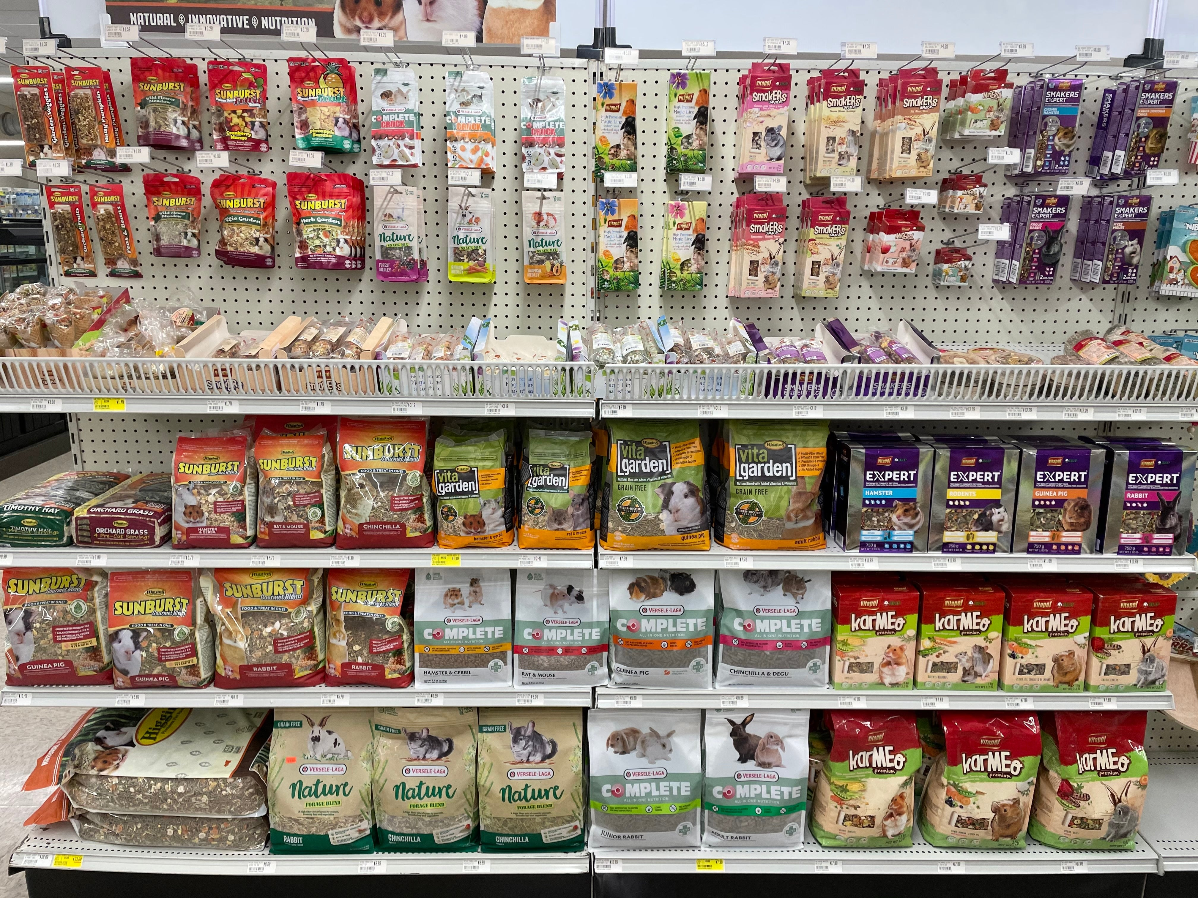 photo of Small Animal products we have for sale