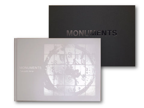 MONUMENTS by Takashi Arai