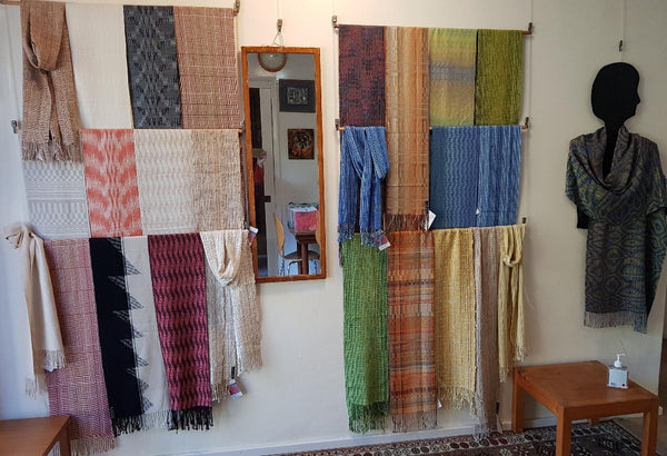 See and Feel Handwoven Cloth