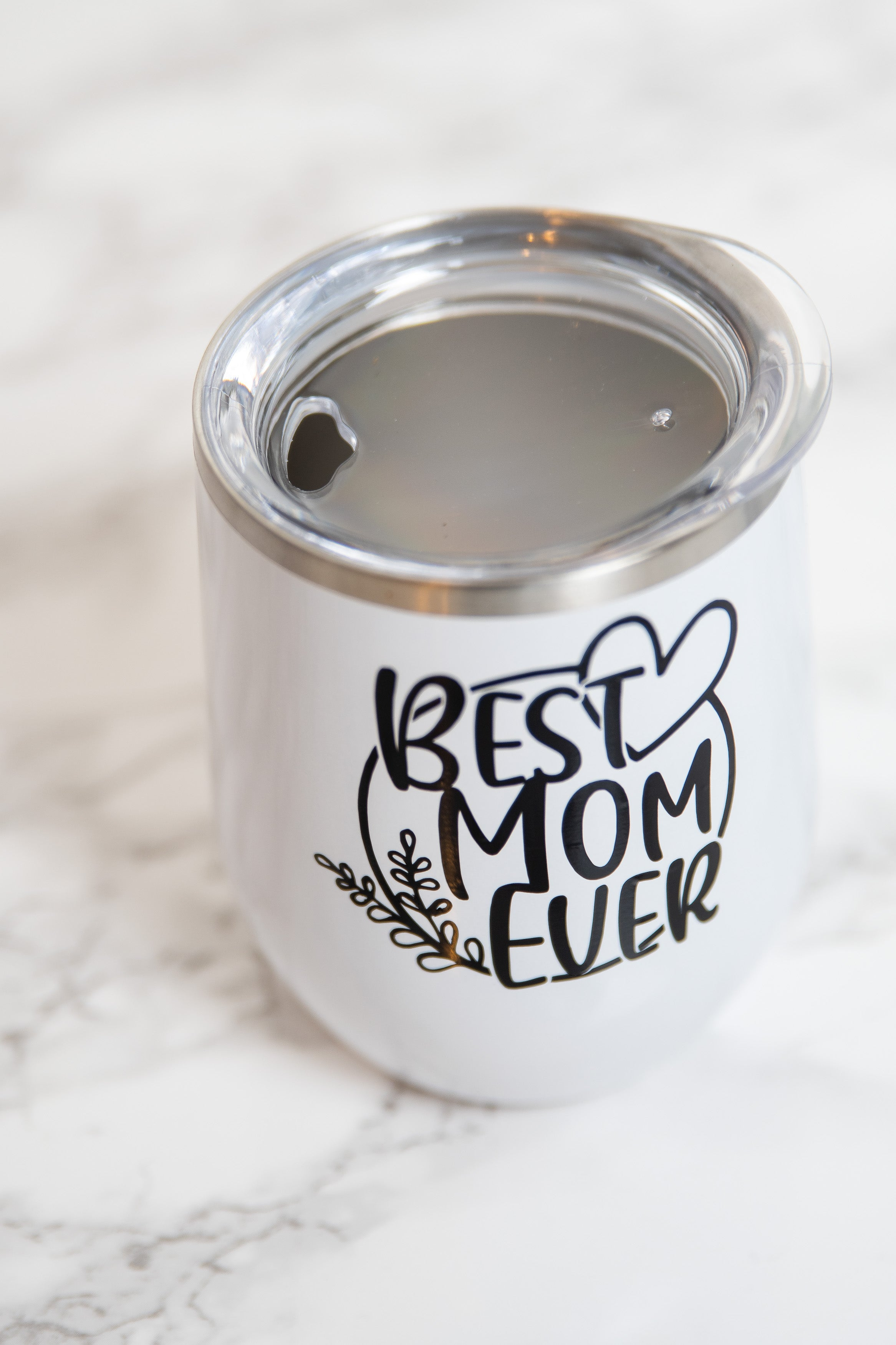 Best Mom Ever Wine Tumbler