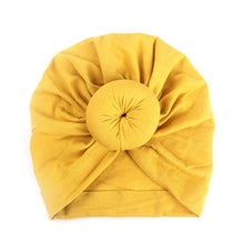 Load image into Gallery viewer, Children's Cotton Blend Turban