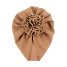 Load image into Gallery viewer, Knot Bow Baby Headbands Toddler Headwraps Baby Flower Turban Elastic