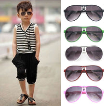 Load image into Gallery viewer, Children's Sunglasses Girl Baby Boy Cute Summer Round Frame Small Sunglasses