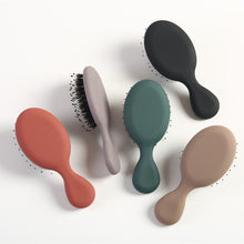 Load image into Gallery viewer, Portable Pocket Hair Comb Salon Styling Hairbrush Shampoo Brush Massager