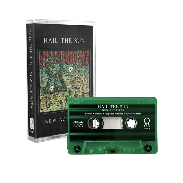 New Age Filth Green Tint Cassette • Limited to 100