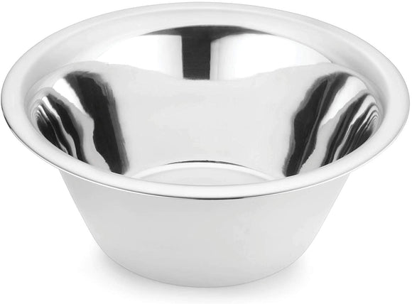 Stainless Steel Dog Bowl Dish Set of 2