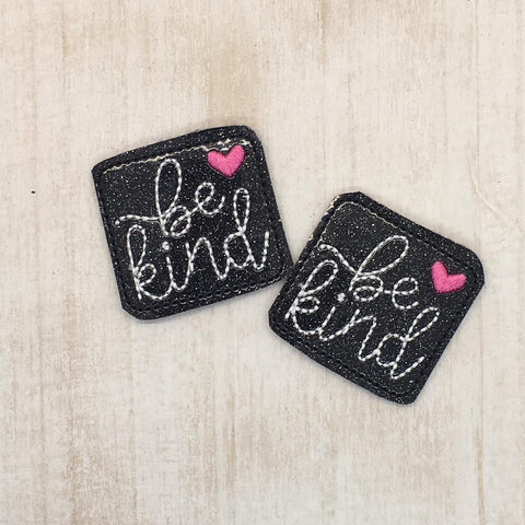 Copy of Be Kind with Pink Heart
