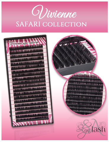 Vivienne Safari SINGLE Size Length  Volume .07 Avail  IN C or D curl