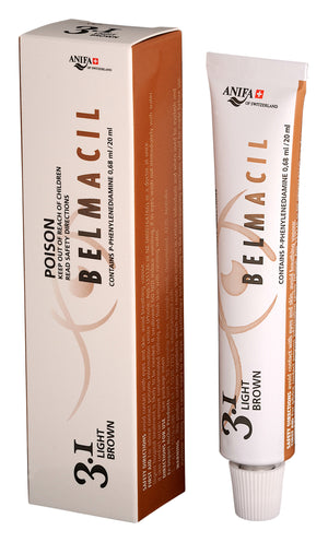Belmacil Lash & Brow Tint Colors - The Lash Shop @ StellaLash