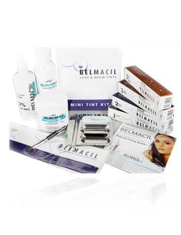 Belmacil BROW TINT Kit         complete with 11 items  SAVE $27