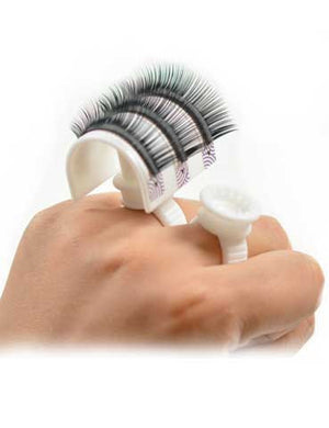 Disposable Glue Rings - The Lash Shop @ StellaLash