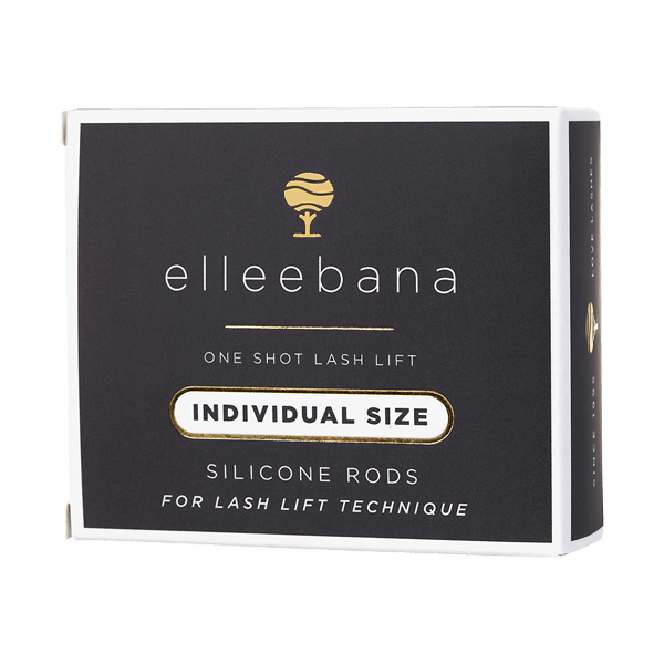 Elleebana Silicone Rods Lash Perm Accessories - The Lash Shop @ StellaLash