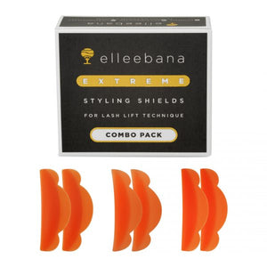 Elleebana Extreme Styling Shields - The Lash Shop @ StellaLash