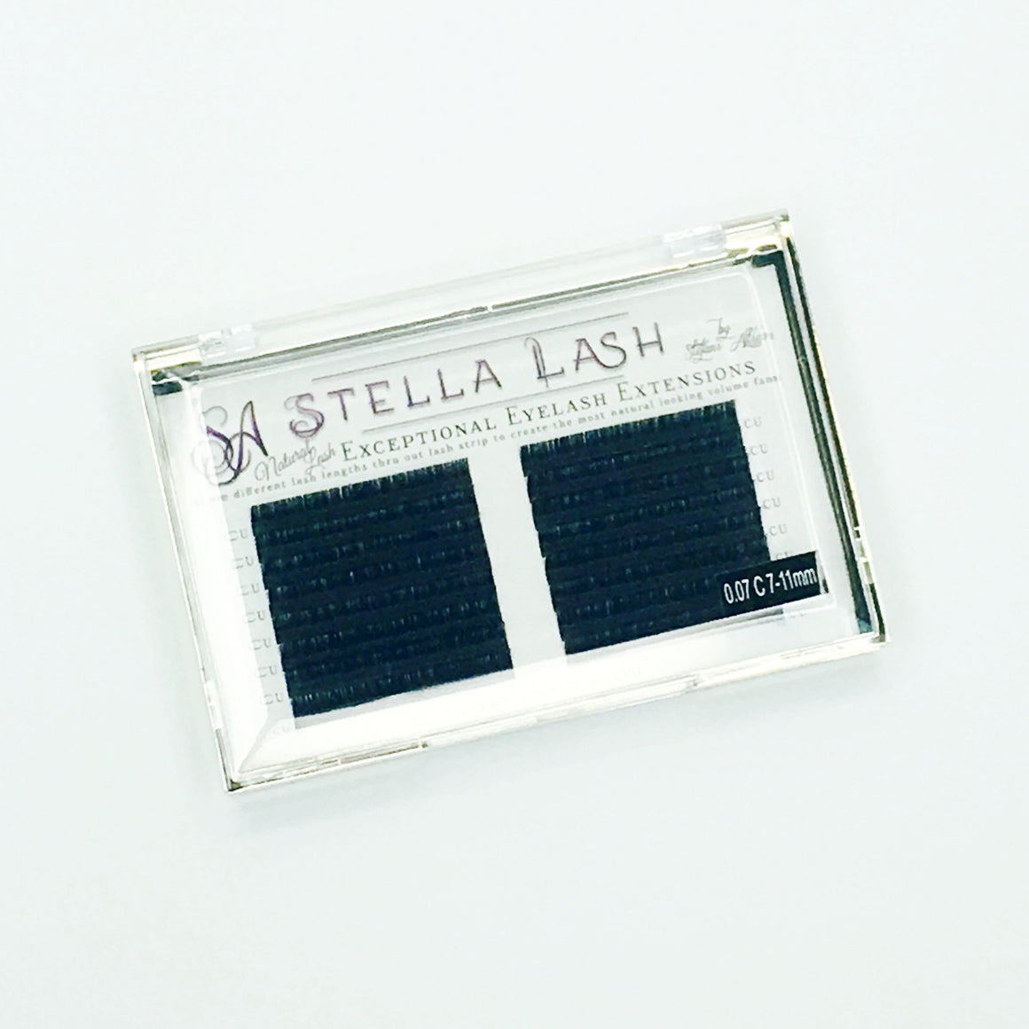 Natural Lash Volume .07 Multi Length 3 DIFF LENGTHS EVERYOTHER* - The Lash Shop @ StellaLash