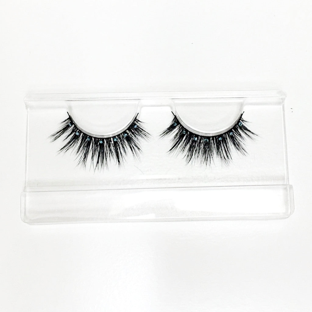 Fantasy Feather Eye Couture Strip Lashes - The Lash Shop @ StellaLash